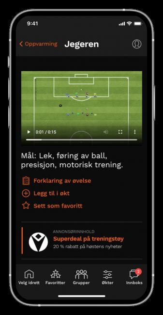 12_Pro_Silver_Fotball_Jegeren